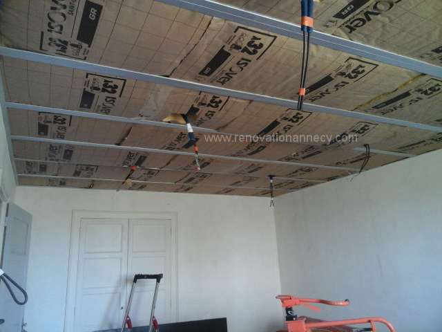isolation plafond appartement3