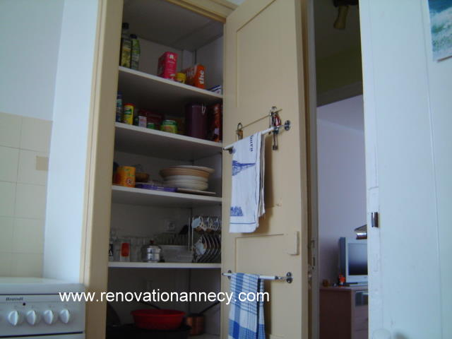 am nagement int rieur placard de cuisine garde manger r novation annecy. Black Bedroom Furniture Sets. Home Design Ideas