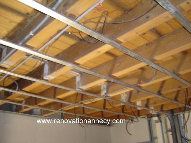 plafonds cloisons isolation plaquiste sur annecy r novation annecy. Black Bedroom Furniture Sets. Home Design Ideas