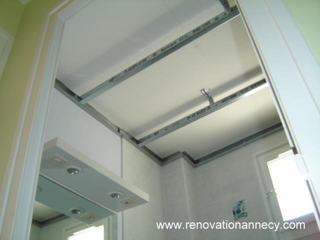 plafond d coratif plaquiste peintre annecy r novation annecy. Black Bedroom Furniture Sets. Home Design Ideas